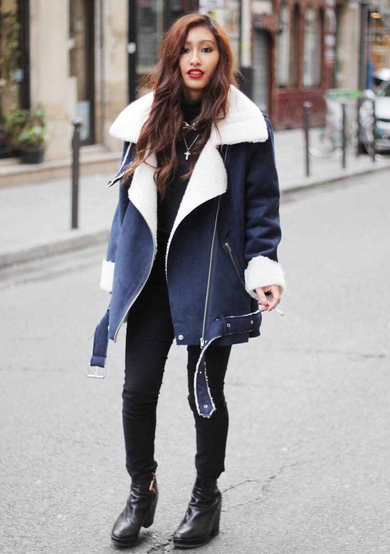 biker coat