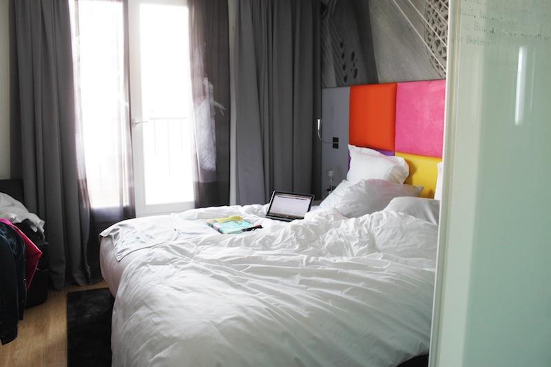 Lyric hotel paris blog mode paris lifestyle tendances styles voyages et - Hotel tendance paris ...