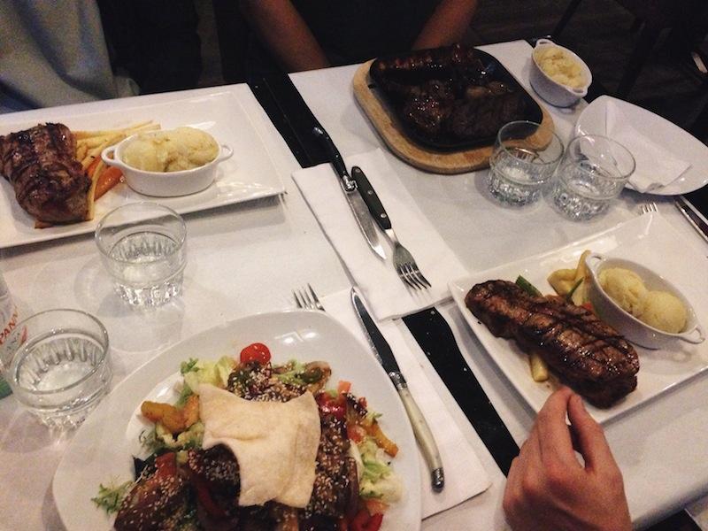 entrecôte restaurant amsterdam