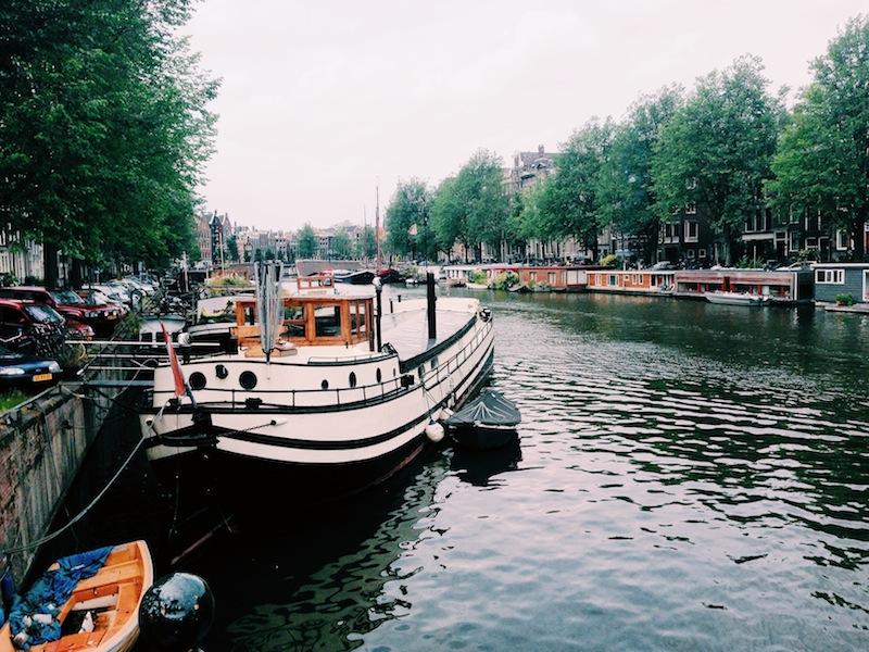 amsterdam blog voyage