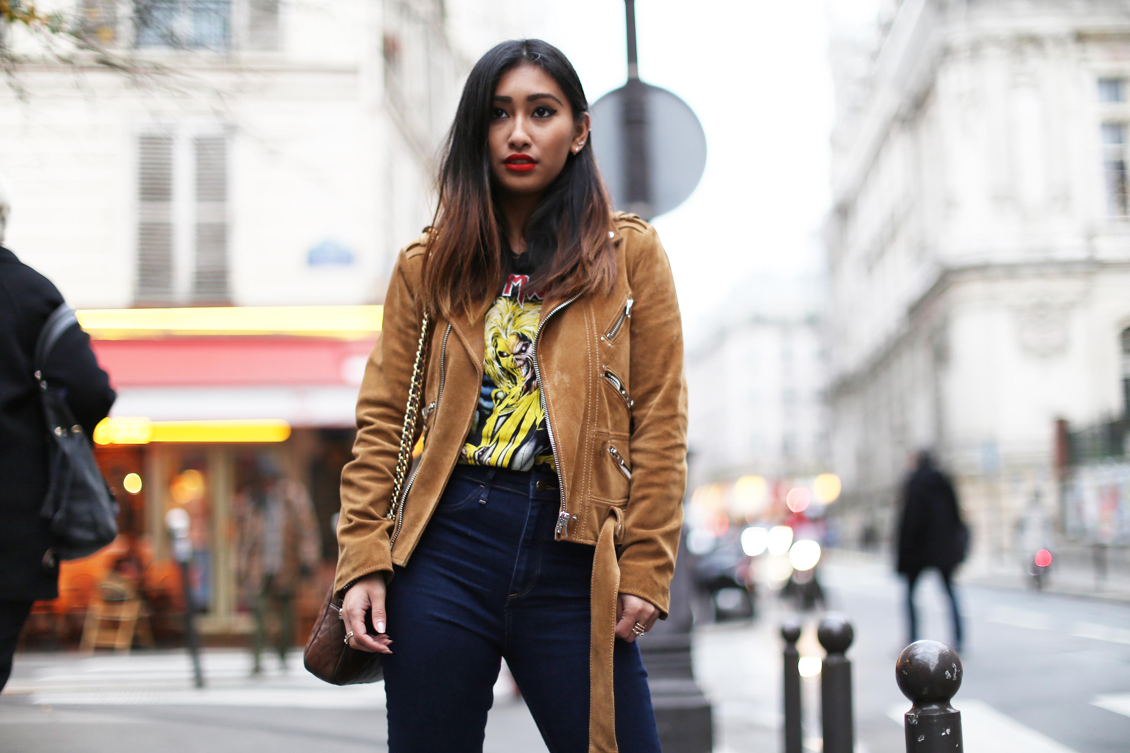 Je Vide Mon Dressing Violette Sauvage Blog Mode Paris Lifestyle Tendances Styles Voyages