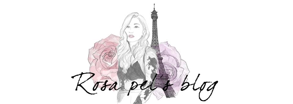 Blog Mode Paris, tendances, styles et looks : Rosa Pel's blog